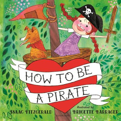 Image for HOW TO BE A PIRATE