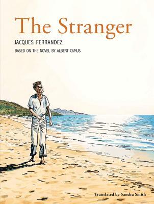 Image for The Stranger: The Graphic Novel