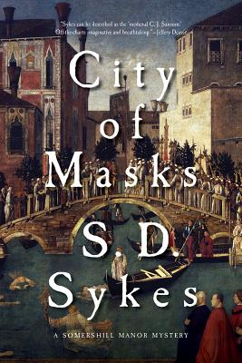 Image for City of Masks: A Somershill Manor Novel (Somershill Manor Mysteries)