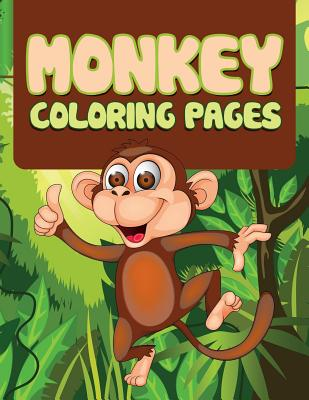 Image for Monkey: Coloring Book For Kids- Awesome Fun