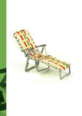 Image for From Scraps Journal: Chaise Lounge Chair