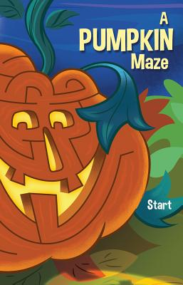 Image for A Pumpkin Maze (Pack of 25) (Proclaiming the Gospel)