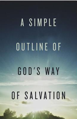 Image for A Simple Outline of God's Way of Salvation (Pack of 25)