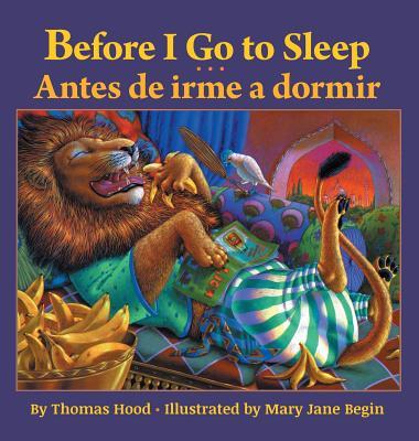 Before I Go to Sleep / Antes de irme a dormir, Hood, Thomas