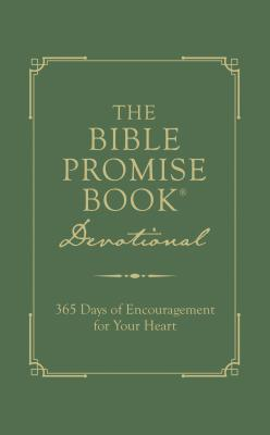 Image for The Bible Promise Book Devotional: 365 Days of Encouragement for Your Heart
