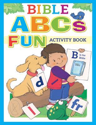 Image for Bible ABCs Fun Activity Book