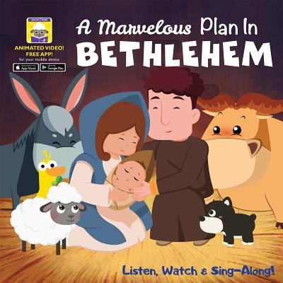 Image for My First Video Book: A Marvelous Plan in Bethlehem