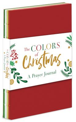Image for Colors of Christmas: A Prayer Journal