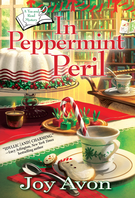 Image for In Peppermint Peril: A Tea and a Read Mystery