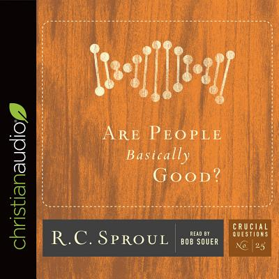 Image for Are People Basically Good? CD Audiobook