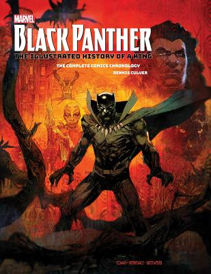 Image for Marvel's Black Panther: The Illustrated History of a King: The Complete Comics Chronology