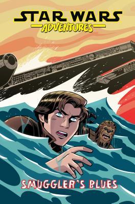 Image for Star Wars Adventures Vol. 4: Smuggler's Blues