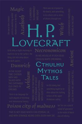 Image for H. P. Lovecraft Cthulhu Mythos Tales (Word Cloud Classics)