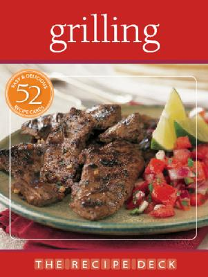 Image for GRILLING RECIPE DECK