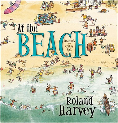 At the Beach, Roland Harvey