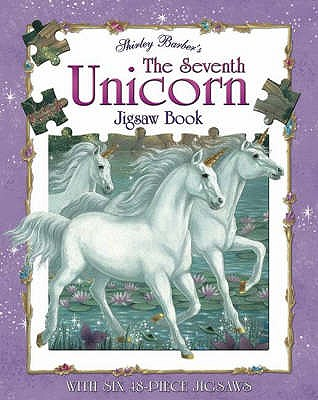 The Seventh Unicorn Jigsaw Book, Shirley Barbers
