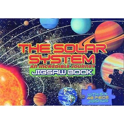 Image for Solar System Jigsaw Book
