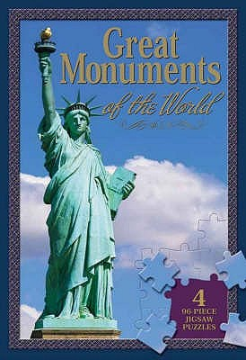 Great Monuments Of The World, (no author)