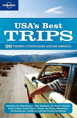 Image for Lonely Planet USA's Best Trips (Regional Travel Guide)