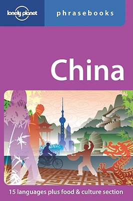 LONELY PLANET CHINA PHRASEBOOK, MICHAEL CANNINGS