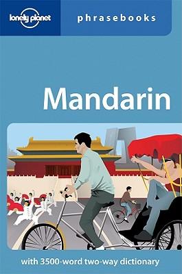 Image for Mandarin Phrasebook