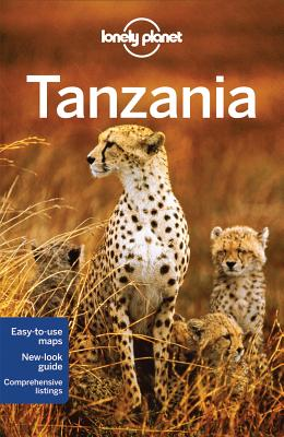 Image for Lonely Planet Tanzania (Travel Guide)