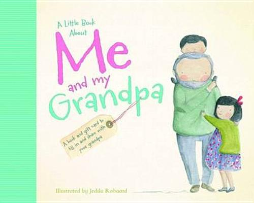 Image for Little Book About Me and My Grandpa