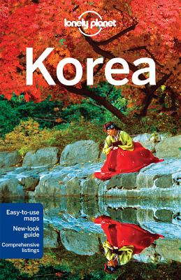 Image for Lonely Planet Korea (Country Guide)
