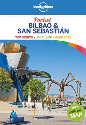 Image for Lonely Planet Pocket Bilbao & San Sebastian