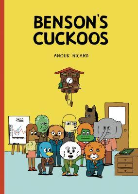 Image for BENSON'S CUCKOOS