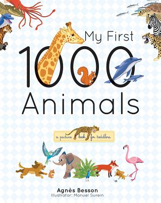 Image for My First 1000 Animals