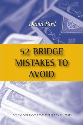 Image for 52 Bridge Mistakes to Avoid