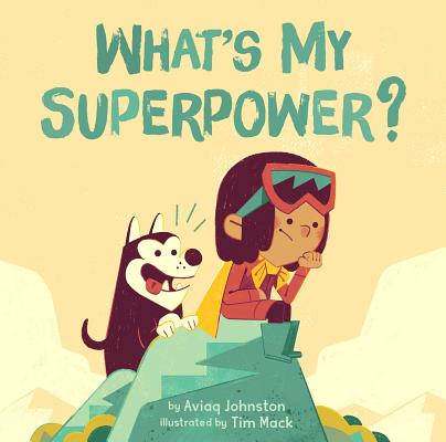 What's My Superpower? (English)