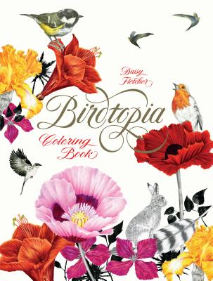 Image for Birdtopia Coloring Book