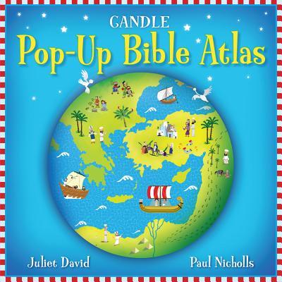 Candle Pop-Up Bible Atlas, David, Juliet