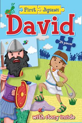 Image for First Jigsaws David