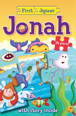Image for First Jigsaws Jonah