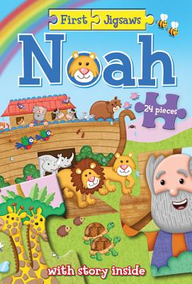 Image for First Jigsaws Noah