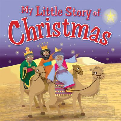 Image for My Little Story of Christmas (My Little Bible)