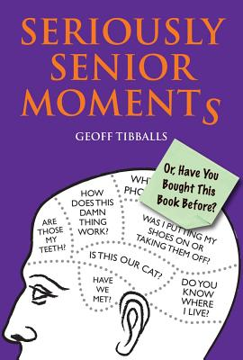 Image for SERIOUSLY SENIOR MOMENTS