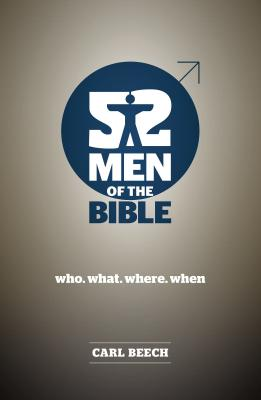 Image for 52 Men of the Bible (Manual)
