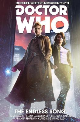 Image for Doctor Who: The Tenth Doctor Volume 4 - The Endles