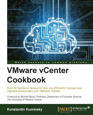 VMware vCenter Cookbook, Kuminsky, Konstantin