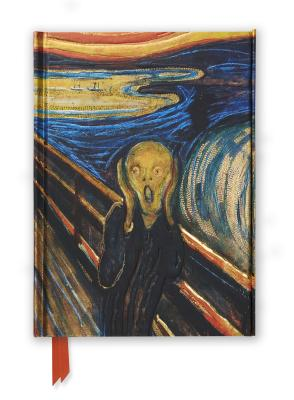 Image for Edvard Munch, the Scream (Foiled Journal) (Flame Tree Notebooks)