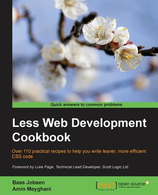 Image for Less Web Development Cookbook