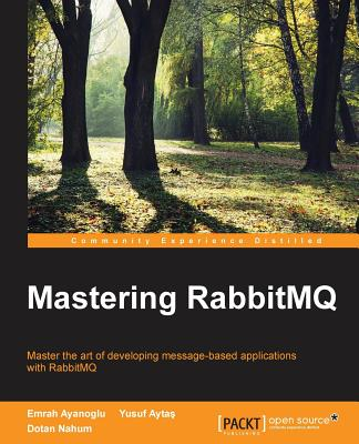 Image for Mastering RabbitMQ
