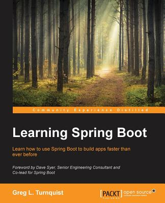 Learning Spring Boot, Turnquist, Greg L.