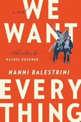 Image for We Want Everything: A Novel