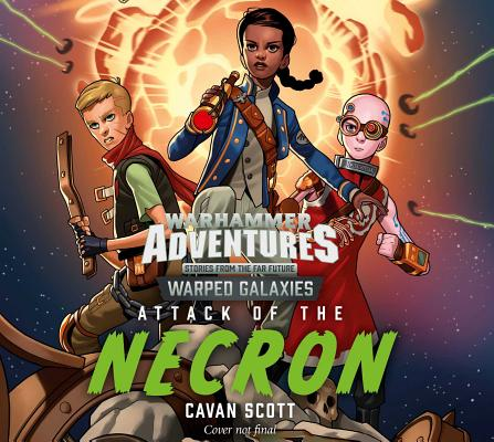Image for Attack of the Necron (1) (Warhammer Adventures: Warped Galaxies)