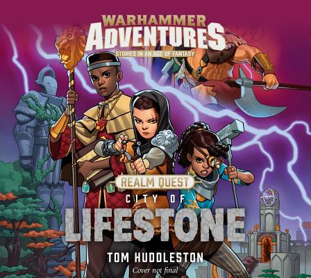 Image for City of Lifestone (1) (Warhammer Adventures: Realm Quest)
